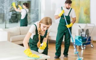 Уборка строительной пыли в квартире в 4 этапа