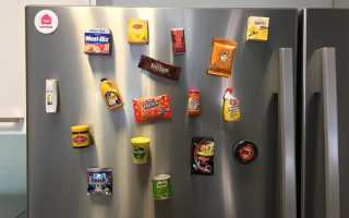 Магниты на холодильнике — плохая примета и угроза прибору