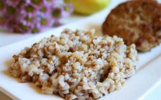 Как варить гречку, время варки, простые рецепты рассыпчатого гарнира