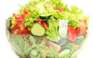 Условия и сроки хранения салатов из разных продуктов: сколько и при какой температуре