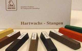 Как использовать мебельный воск для восстановления деревянных изделий?