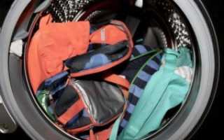 Можно ли стирать портфель в стиральной машине – правила чистки хлопковых, синтетических и брезентовых изделий