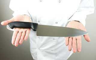 Как выбрать кухонный нож, ищем качественный поварской инструмент, стальной или керамический