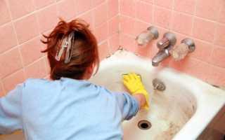 Как почистить ванну в домашних условиях содой и уксусом: основные методы