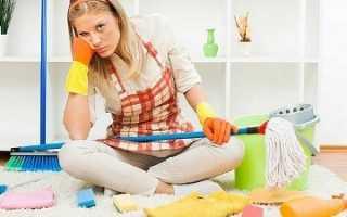 Почему нельзя мыть полы вечером или на ночь – народные приметы