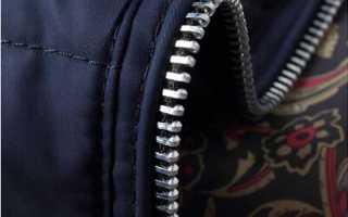 Чем смазать молнию и замок на куртке, если плохо застёгивается или заедает? 5 трюков