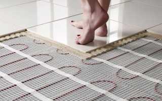 Плиточный клей для теплого пола – правила выбора
