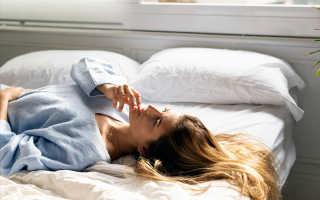 Как правильно спать на подушке: правила здорового сна