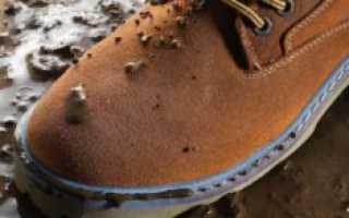 Чем обработать обувь, чтобы не промокала –фабричные и народные средства для ухода за кожей, замшей и кожзамом