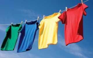 Уход, правила сушки и ремонт одежды в домашних условиях своими руками