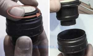 Как быстро разобрать крышку термоса с кнопкой или клапаном