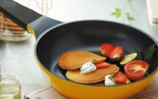 Как почистить сковородку с антипригарным покрытием внутри и снаружи?