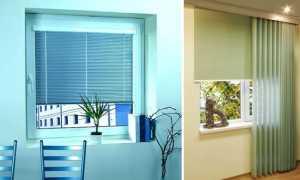 Как повесить жалюзи на пластиковые окна – с креплением или без сверления