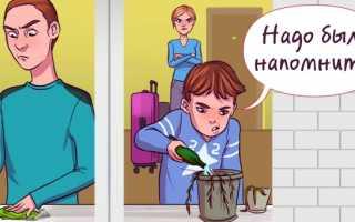 Мужские обязанности по дому — новый взгляд на старую проблему