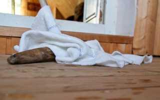 Почему нельзя мыть полы полотенцем: народные приметы, на практике, что делать с текстилем