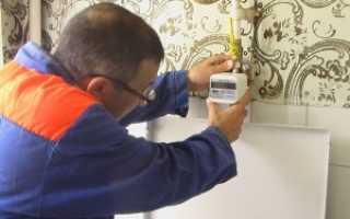 Срок эксплуатации газового счетчика в частном доме и квартире
