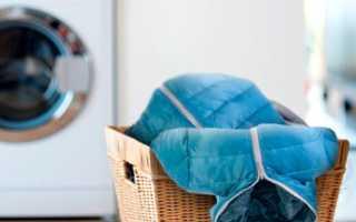 Как сушить пуховик после стирки быстро в домашних условиях